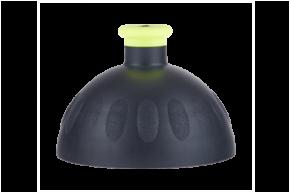 Víčko černé/zátka žlutá reflex    Kód výrobku: VPVZ0222  Cena: 45,- Kč