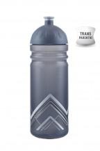 Zdravá lahev BIKE Hory šedá 0,7l  Kód výrobku:V070294 Cena: 229,- Kč / 9,50€