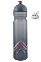 Zdravá lahev BIKE Hory červená 1,0l  Kód výrobku:V100261 Cena: 239,- Kč