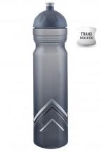Zdravá lahev BIKE Hory šedá 1,0l  Kód výrobku:V100264 Cena: 239,- Kč / 10€