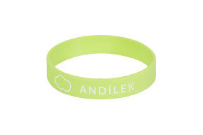 Náramek na ZDRAVOU LAHEV Andílek - zelený    Kód výrobku: RNZLZ04  Cena: 49,- Kč