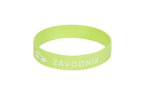 Náramek na ZDRAVOU LAHEV Závodník - zelený    Kód výrobku: RNZLZ03  Cena: 49,- Kč