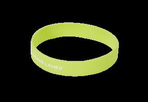 Náramek na ZDRAVOU LAHEV Vlastní text - zelený    Kód výrobku: RNZLZ08  Cena: 49,- Kč