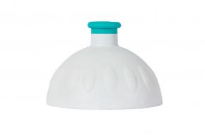 Víčko bílé/zátka zelená tyrkys   Kód výrobku: VPVZ0234  Cena: 45,- Kč