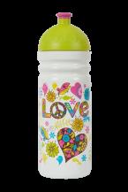 Zdravá lahev Hippies 0,7l  Kód výrobku:V070403 Cena: 229,- Kč / 9,50€
