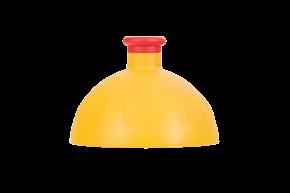 Víčko tmavě žluté/zátka červená   Kód výrobku: VPVZ0240  Cena: 45,- Kč