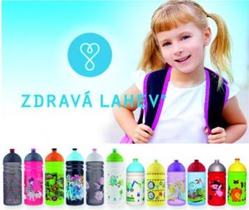 Zápis do 1. tříd ZŠ, slevový kupon na Zdravou lahev®