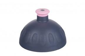 Víčko antracit/zátka růžová    Kód výrobku: VPVZ0206  Cena: 45,- Kč