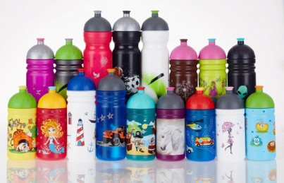Zdravá lahev® 2015 a Zdravá lahev® BIKE na trhu